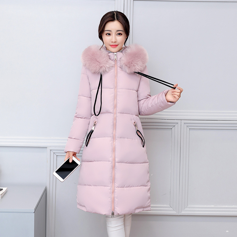 RYTISLO Women Winter Coat Jacket Warm Woman Parkas Female Overcoat High Quality Quilting Cotton Coat 2017 New Winter Collection new winter collection women winter coat jacket warm woman parkas female overcoat high quality feather cotton coat plus size 5xl