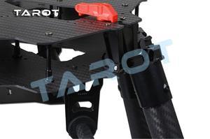 Image 5 - F11282 Tarot TL4X001 X4 Umbrella Carbon Fiber Foldable Quadcopter Frame Kit w/ Electronic Landing Skid for RC Drone FPV