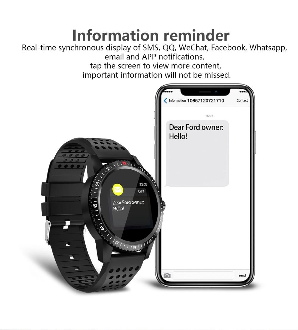 DIGOOR Smart Watch women IP67 waterproof Support Blood pressure  Women Cycle monitoring GPS tracker Heart rate Fitness bracelet Smartwatch (13)