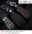 Genuine Leather CAR KEY CASE Para CHEVY MALIBU CAMARO CHEVROLOET TRAX SAIL3 AVEOUse Automóvil de propósito Especial DEL COCHE TITULAR de LA CLAVE