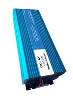 Full Power 4000W Pure Sine Wave Inverter,DC 12V/24V/48V To AC 110V/220V,off Grid Solar inverter With Battery Charger And UPS
