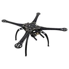 Вейланд sk500 Quadcopter Рамки комплект FPV-системы Quad FPV-системы Радиоуправляемый квадрокоптер Racing Drone с Пластик Шасси печатной платы Версия Бесплатная доставка