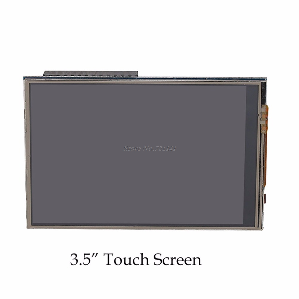 3.5 Inch TFT LCD 320*480 Touch Screen Display Module SP1 For Raspberry Pi 2 B+ B