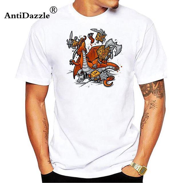 97e255e9d31 Antidazzle RPG United Online Designer Tshirt Men s White Short Sleeve Custom  Men T Shirts Team Clothes