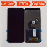 For Xiaomi Mi 6X Mi6x Mi A2 MiA2 LCD Display Monitor + Touch Screen Digitizer Sensor Assembly