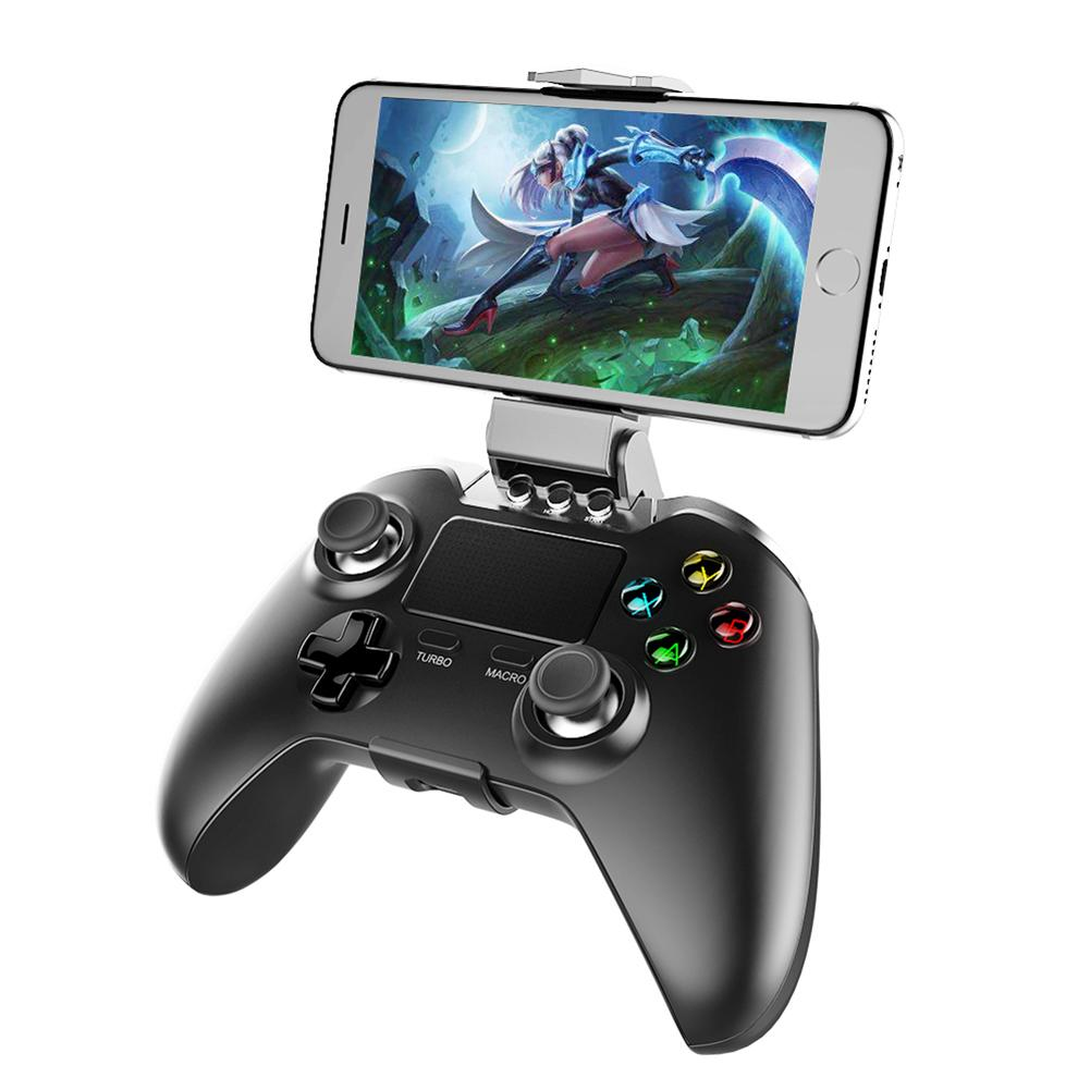 Ipega 9069 manette de jeu Double Vibration tactile limite dédiée sans fil Bluetooth manette pour roi de gloire manette