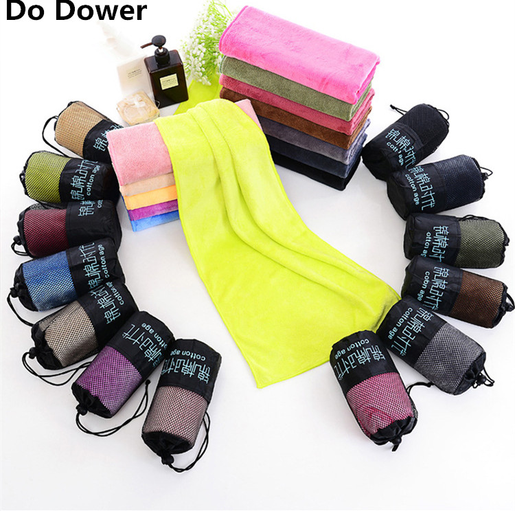 Exercise Towel With Pocket: Microfiber Cold Exercise Towel Batch Can Be Customized