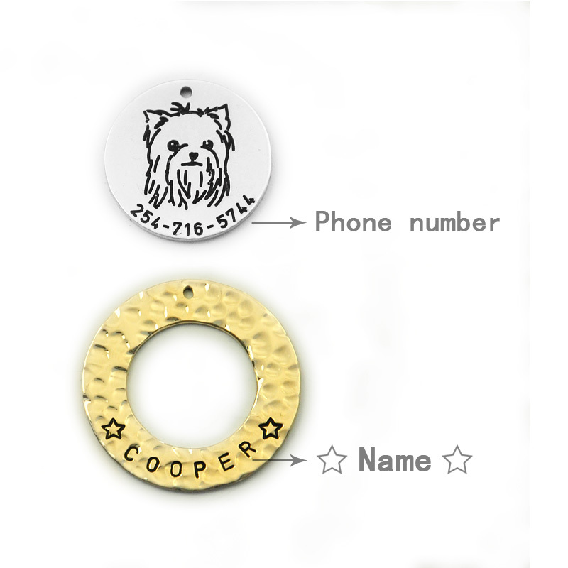 Custom border collie dog tag engraved dog tag personalized pet id custom border collie dog tag engraved dog tag personalized pet id tag pet jewelry dog jewelry border collie dog id tag in id tags from home garden on sciox Choice Image