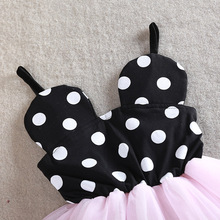 Cute Mini Dot Evening Dresses