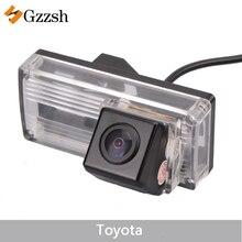 HS8002 для Toyota Land Cruiser LC 100 200 120 Prado беспроводной заднего вида камера автоматический реверсивный обратный парктроник