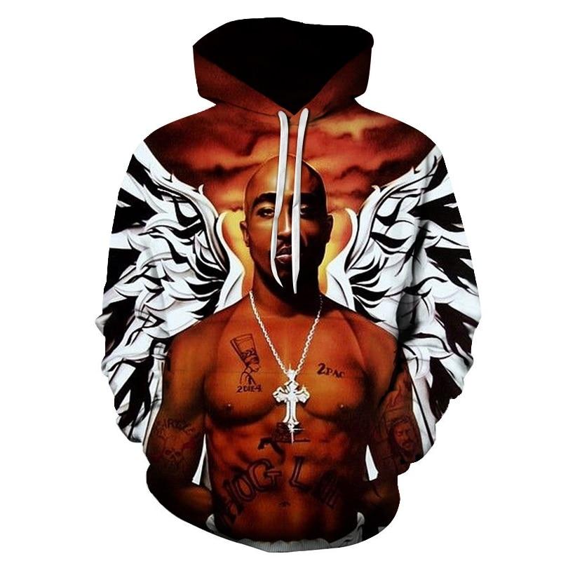 2018 New hoodie Hoodies Men Fashion Brand Pullover Sportswear Sweatshirt Men Tracksuits Hip Hop tops stranger things man print