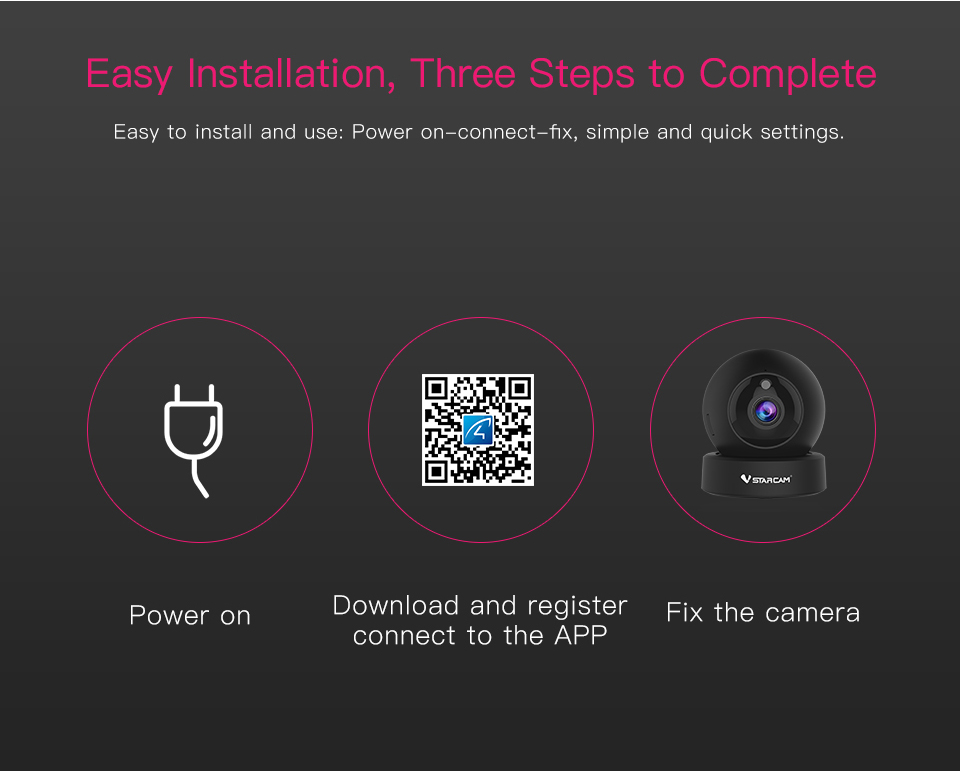 1080P Wireless WIFI PT IP Camera with Motion Detection 2 Way Intercom Cloud Auto Storage P2P Webcam Camcorder Video Recorder_F15