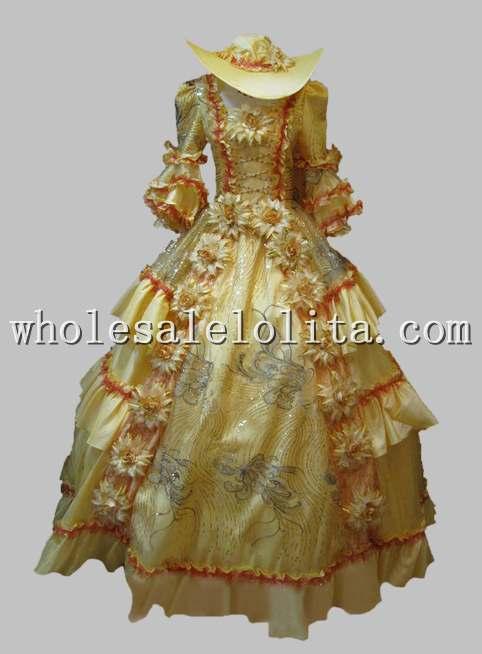 17 18 го Века Фиолетовый Мария Антуанетта Рококо Европейский Суд Бальное платье Сценический Костюм