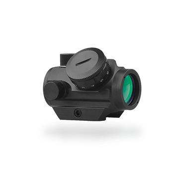 Discovery Red Dot 1X25 DS Olografica Vista Ottica Tattica Del Fucile Di Caccia Scope Collimatore Per AK47 AR15 Fit Picatinny 20 Millimetri RaI