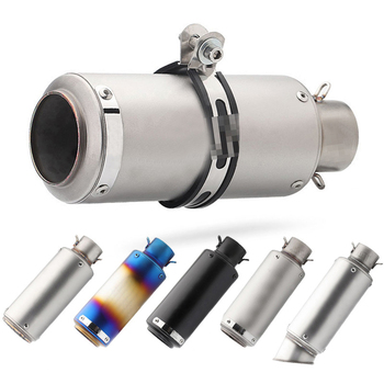 51mm/60mm Motorcycle Pipe Muffler with DB killer