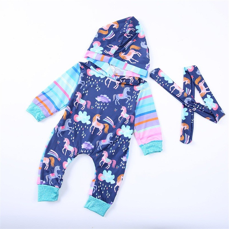 Newborn Rompers Toddler girls baby clothes Animal Hooded Romper Boy's Baby clothing girls Jumpsuit fashion newborn baby rompers unisex baby rompers newborn baby clothes boy girls winter jumpsuit hooded toddler outerwear christmas clothing deer costume