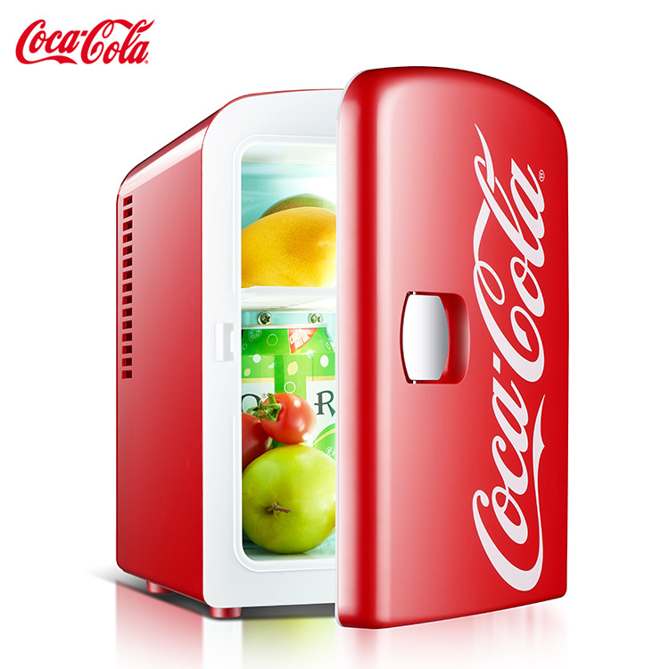 Heladera Pequeno Frigorífico Geladeira portátil Frigobar Veículo Frigorífico Mini refrigerador Caixa de Frio e Aquecimento 12 V/220 V