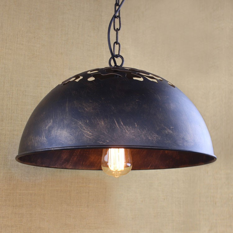 IWHD Iron Lid LED Pendant Lamp Style Loft Vintage Industrial Pendant Light Fixtures Home Lighting e27 220V For decor Lighting iwhd american edison loft style antique pendant lamp industrial creative lid iron vintage hanging light fixtures home lighting