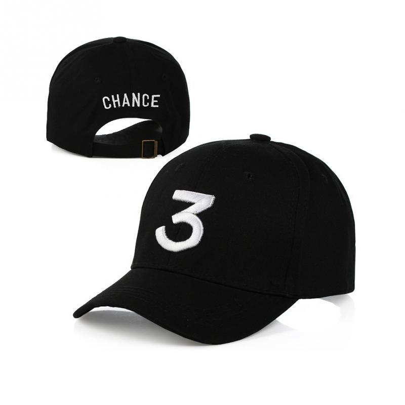 ALLKPOPER Casquette Rapper   Baseball     Cap   Letter 3 Embroidery Snapback Hats   Caps   Men Hip Hop Hat Street gorro Bone Masculino