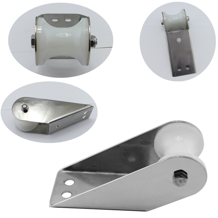 Stainless Steel Anchor Support Marine Hardware Bow Roller for Marine Boat Yacht Anchor Lamp-in Marine Hardware from Automobiles & Motorcycles