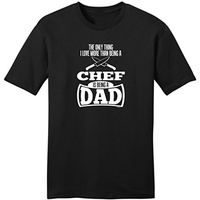 Create T Shirt Online Men S Short Only Thing Love More Than Being A Chef Is