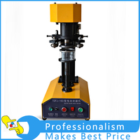 220V 110V Electric Desk Top Tin Cans Sealing Machine Beer Can Seamer Aluminum Can Seamer Dried