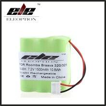 Eleoption новые Перезаряжаемые пылесос Батарея для iRobot Braava 320 321 и мяты 4200 4205 пол робот-пылесос 4408927