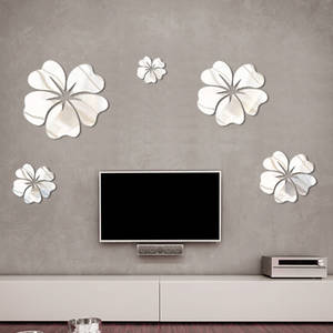 Wall-Sticker Silver ...