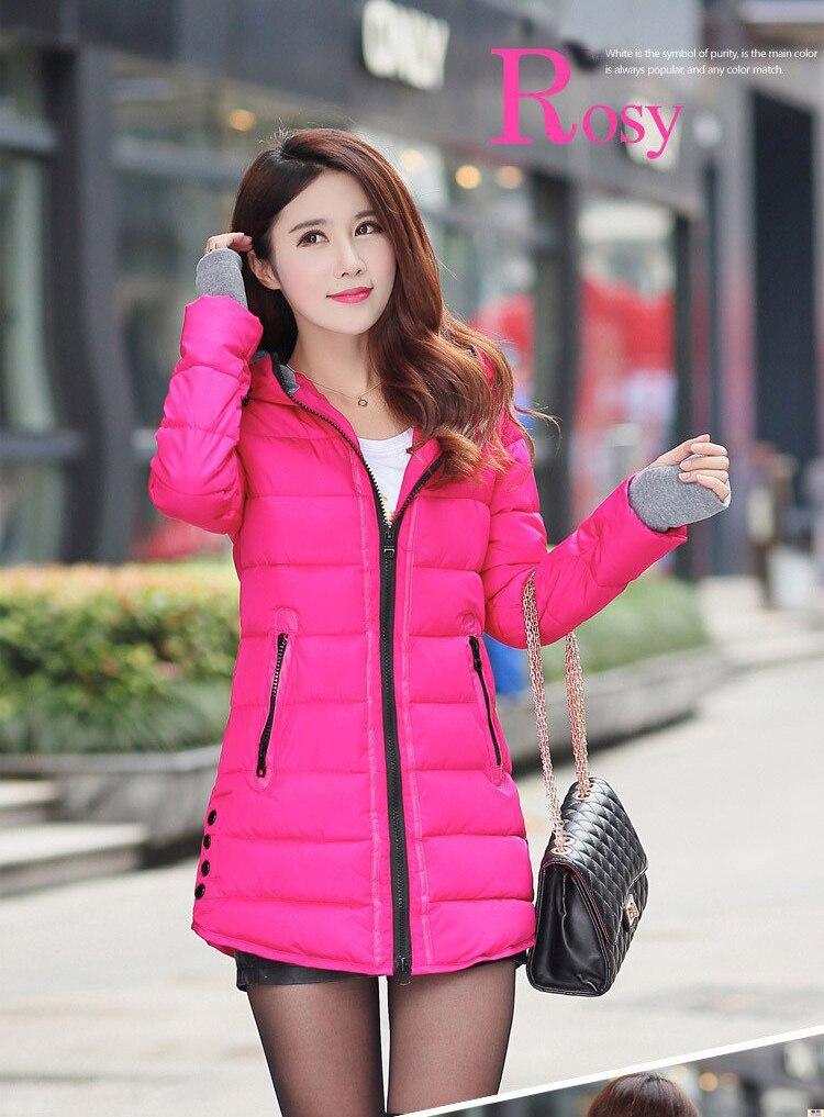 HTB1qOLls1SSBuNjy0Flq6zBpVXa4 2019 women winter hooded warm coat plus size candy color cotton padded jacket female long parka womens wadded jaqueta feminina