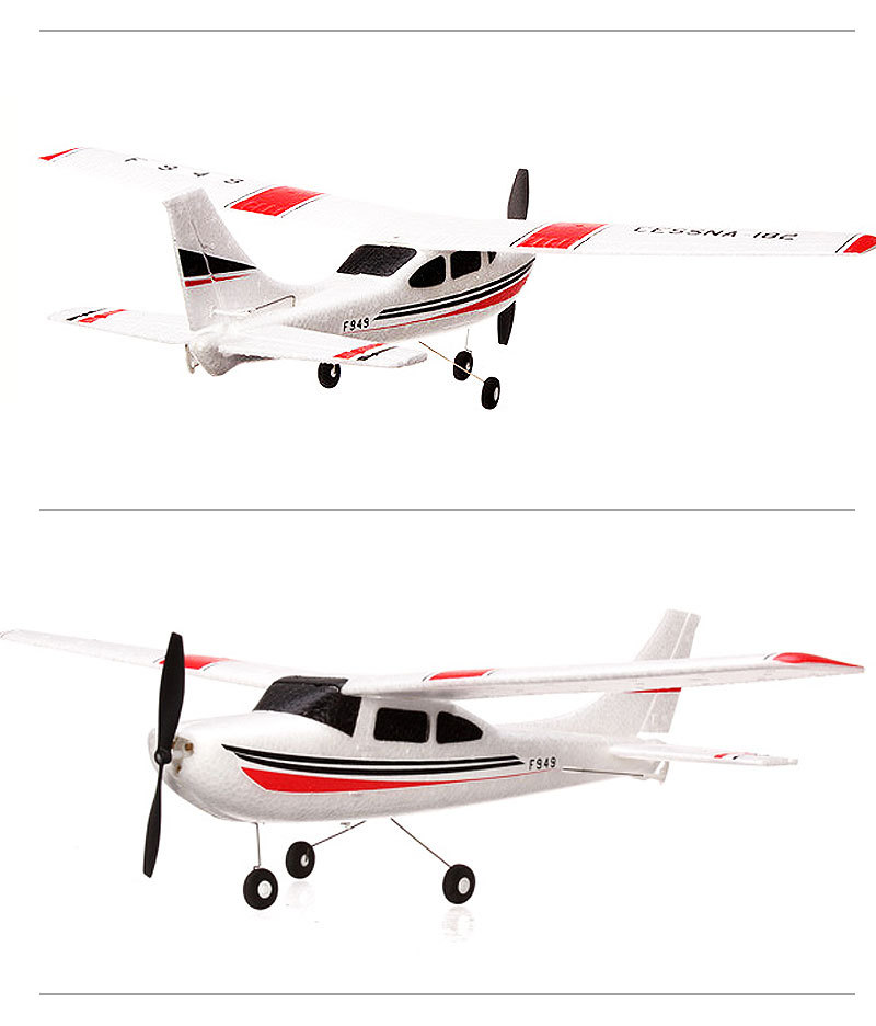 F949-3CH-RC Airplane-Aircraft Quadcopter-RC Toys-display-a