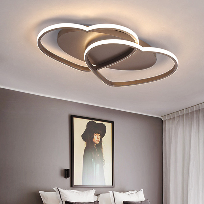 Buy heart ceiling light and get