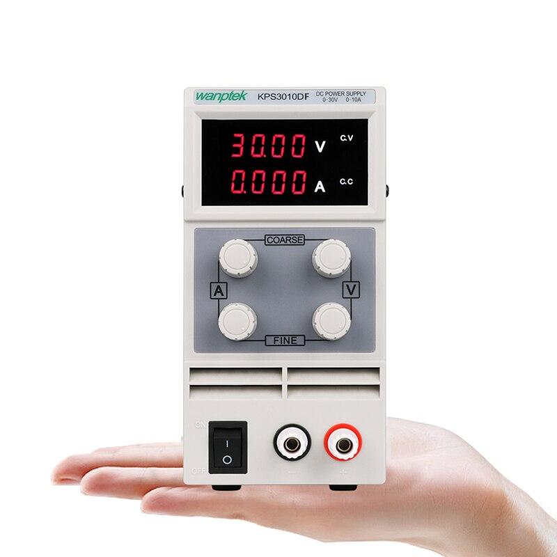 Wanptek 60 в 5A 3A лабораторный блок питания Регулируемый 15 30 10A DC питание цифровой Регулируемый лаборатории класс