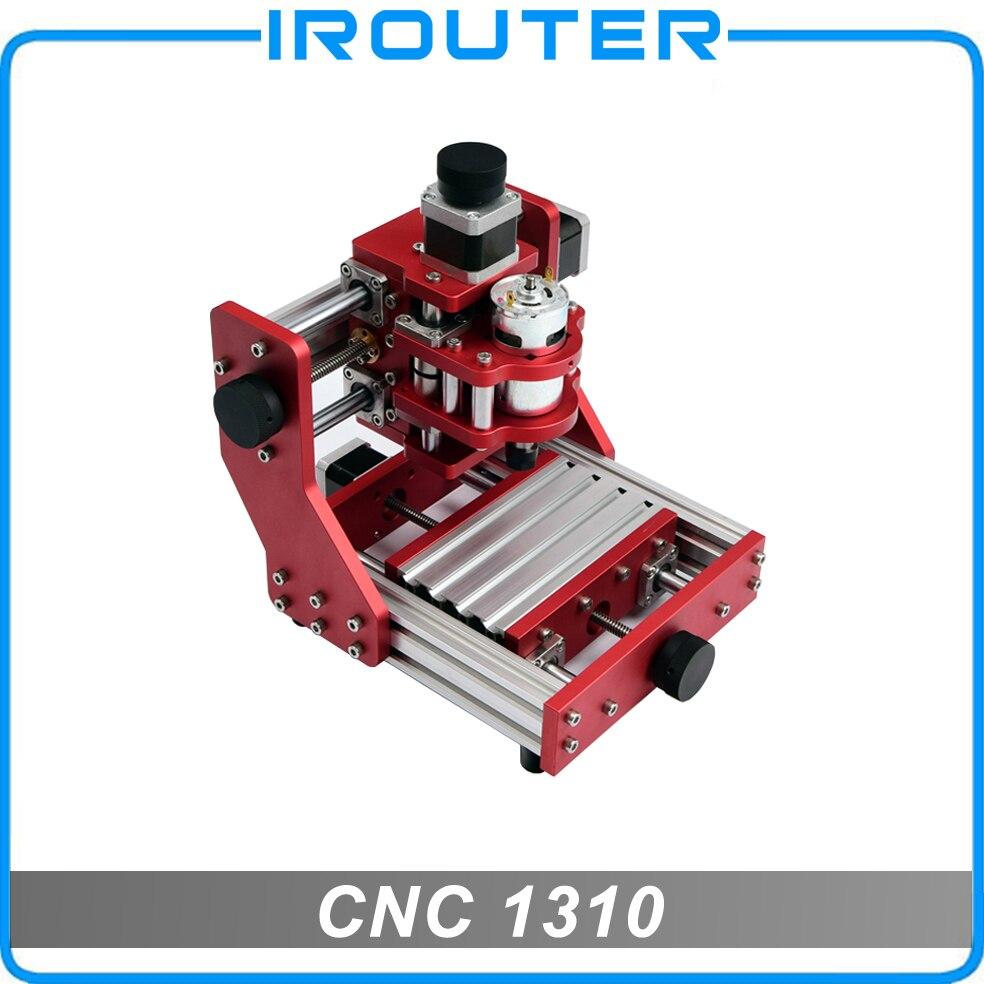 Nouveau cnc machine, cnc 1310, métal de coupe machine de gravure, pvc pcb en aluminium de cuivre machine de gravure, tous les châssis métallique, Avance jouets