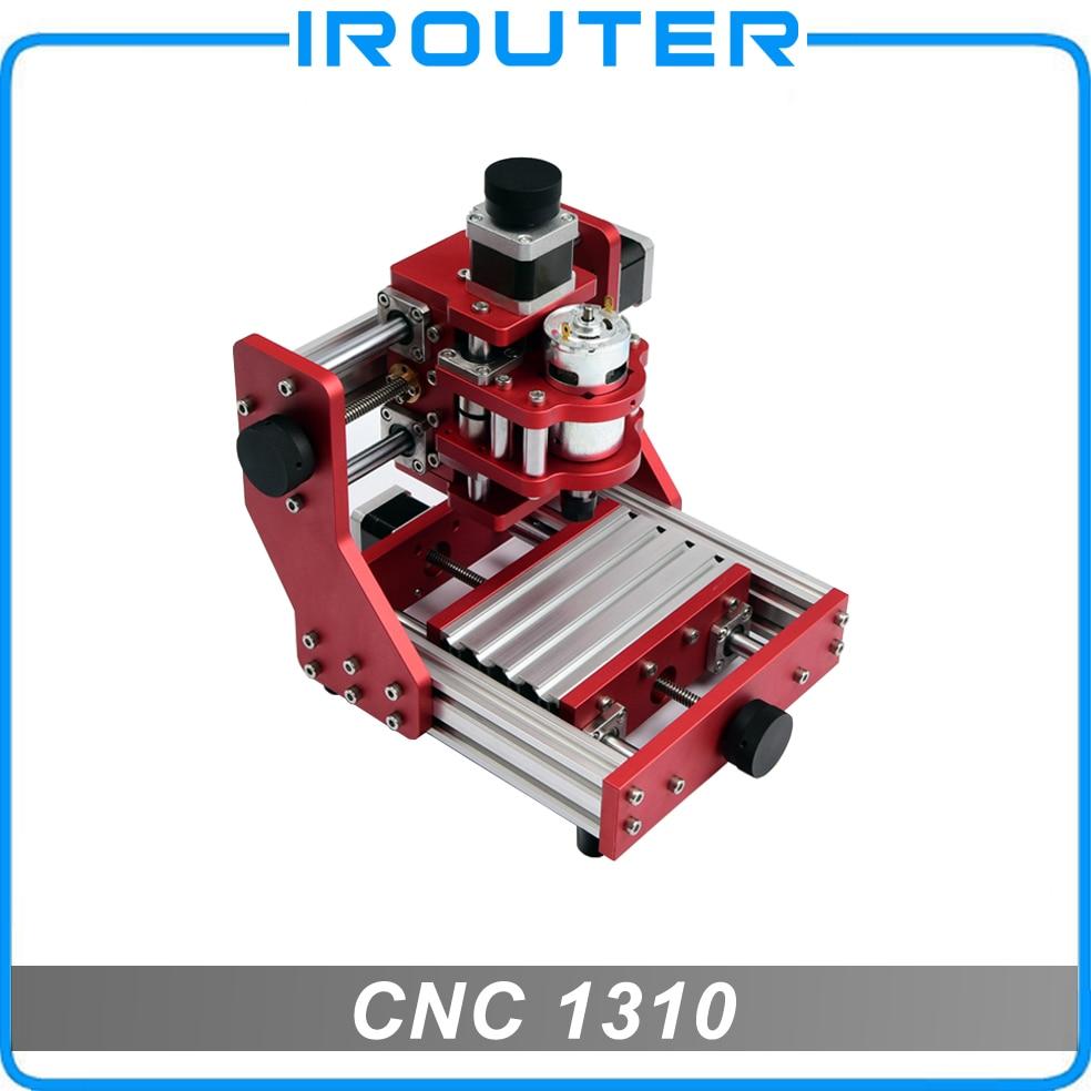 Nuova macchina cnc, cnc 1310, metallo macchina per incidere di taglio, di pvc pcb in alluminio di rame macchina per incidere, tutto in metallo, Anticipo giocattoli