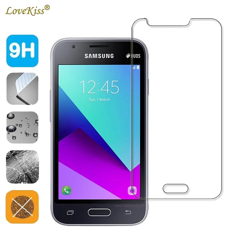 Cover Screen-Protector J106f-Protective-Case J1mini-Prime Samsung Galaxy V2 Tempered-Glass-Film