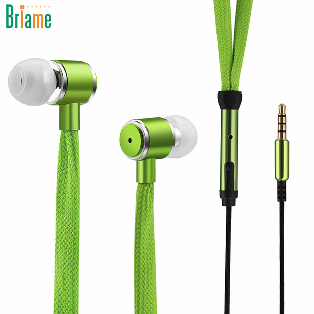 Shoelaces Earphone