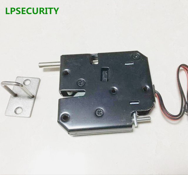 Lpsecurity 12vdc Electric Control Lock Electromagnetic Door Lock
