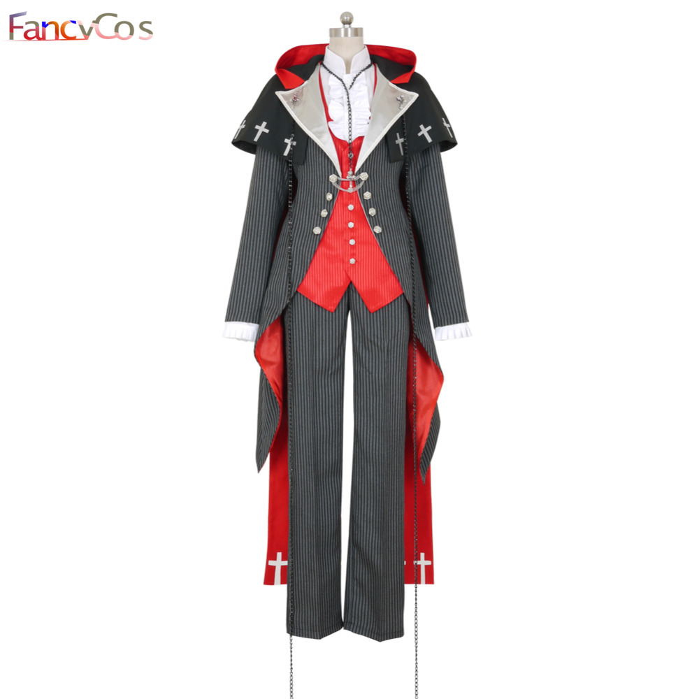 Halloween New Sound Horizon Marchen von Friedhof Cosplay cosmic Adult Cosplay Costume High Quality Custom Made