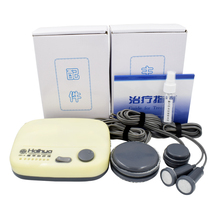 200-2000HZ Medium low Frequency Therapeutic Electrical Muscle Stimulator body Massager Electronic acupuncture 110-220V