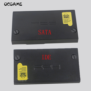 Image 1 - SATA Interface Network Adapter Adaptor For PS2 Fat Console IDE Socket HDD SCPH 10350 For Playstation 2 Fat Sata Socket