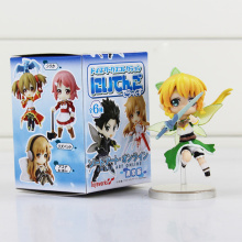 6 Pcs Sword Art Online Fairy Dance