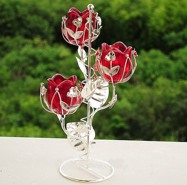 SALE!!! Free Shipping Europe style iron candle holder/cute candlesticks/ art candleseat/ craft candleholder