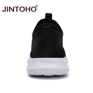 Image 5 - JINTOHO été unisexe baskets chaussures sans lacet chaussures décontractées pour hommes décontracté hommes baskets pas cher mâle baskets mocassins décontractés
