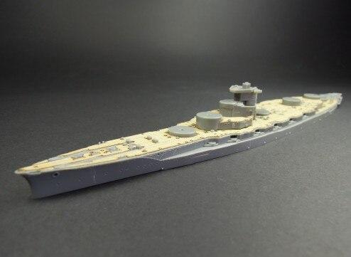 /FUJIMI ARTWOX 431123 battleship mountain wooden deck AW20125