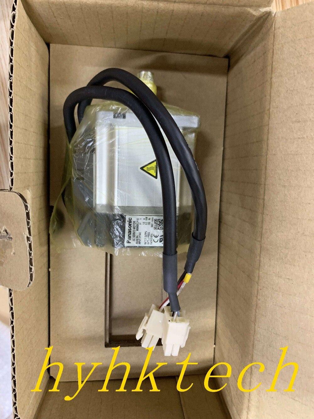 MSMD022P1S servomotor AC, nuevo y original. Envío gratuito