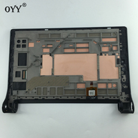 LCD Display Panel Screen Monitor Touch Screen Digitizer Glass Assembly With Frame 8 For Lenovo Yoga
