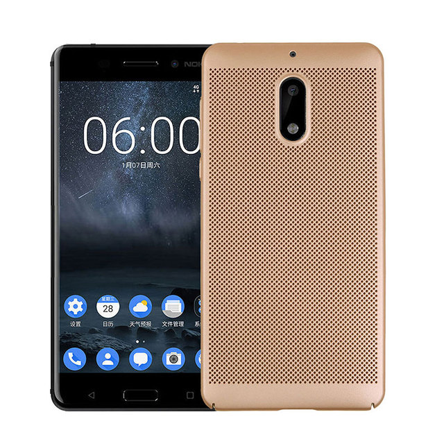 new arrival a17f5 13ce9 US $2.98 | For Nokia 6 case 2017 hard plastic cover case coque phone fundas  for Nokia6 5.5