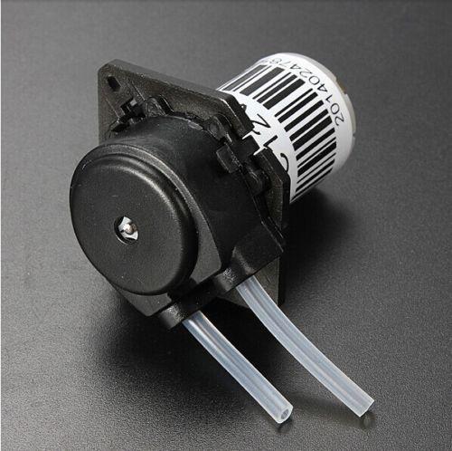 12V Peristaltic Pump Dosing Water Pump DC Motor Tube For Aquarium Lab Analytical