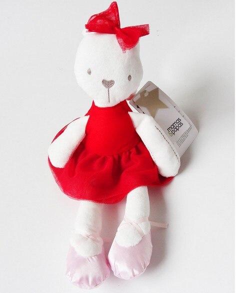 42cm Large Soft soft millies brand original super soft stuffed plush toy doll rabbit stuffed baby toy birthday gifts 9 23cm super mario bros grey brick plush toy soft stuffed doll 1pcs pack