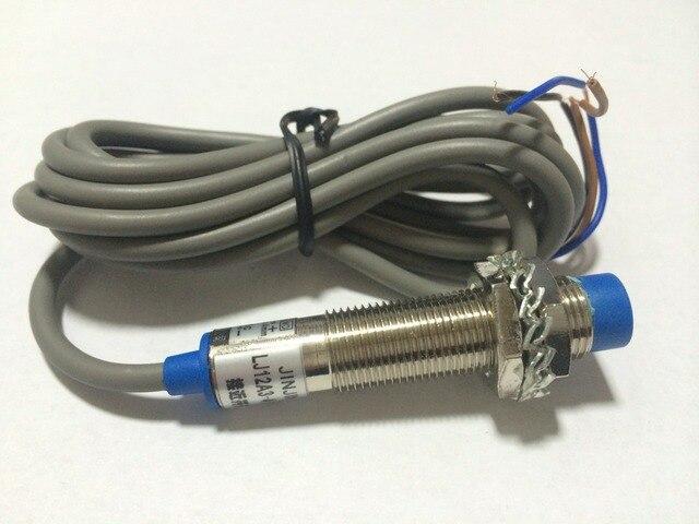 Näherungsschalter J0212 4ZPB drei draht PNP normal geschlossen 4mm ...